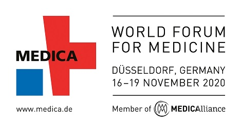 2020.11 MEDICA DUSSELDORF IN GERMANY
