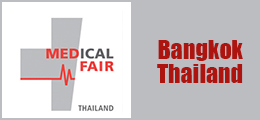 2019.09 Medical Fair Thailand in Bangkok